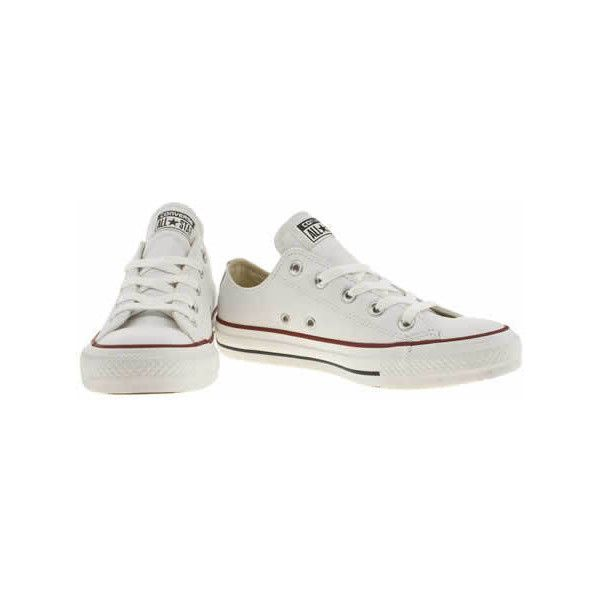 Converse White All Star Oxford Leather