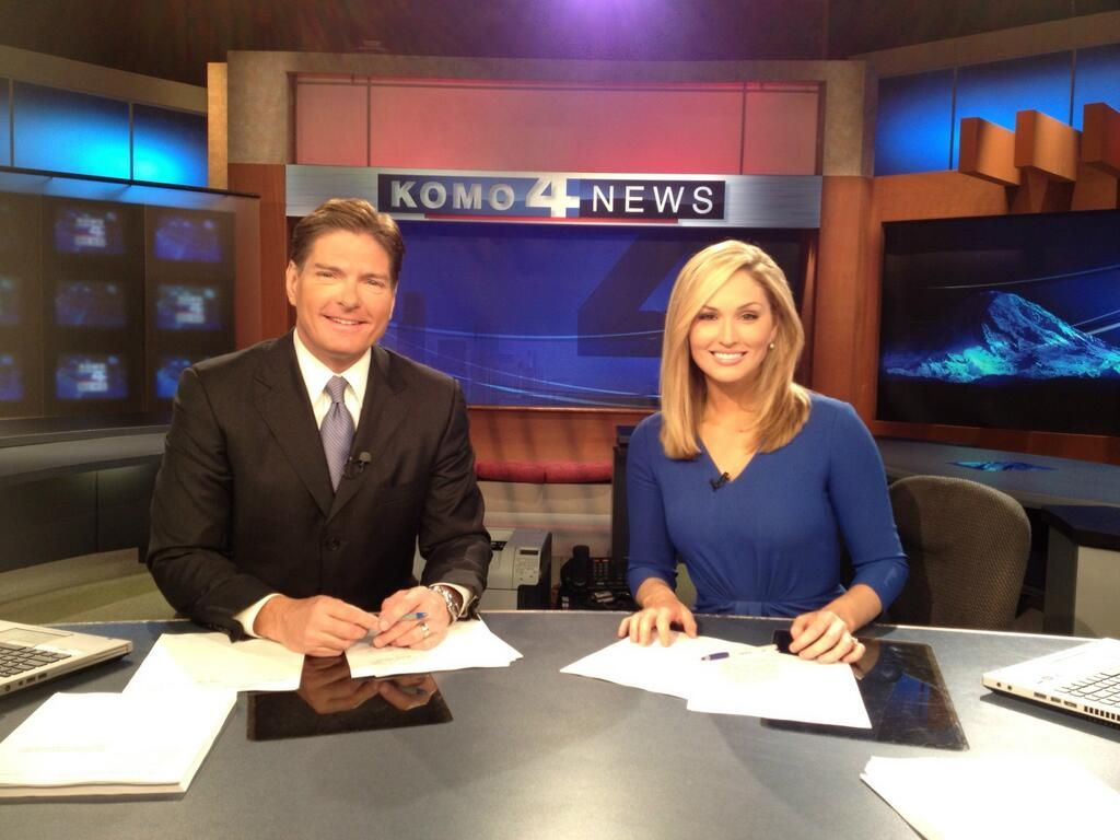 Welcome Liz Dueweke to the KOMO 4 Morning News team! Watch her