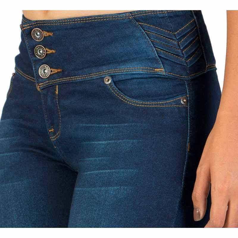 49369f7051c1d Resultado de imagen para jeans mujeres pretina ancha