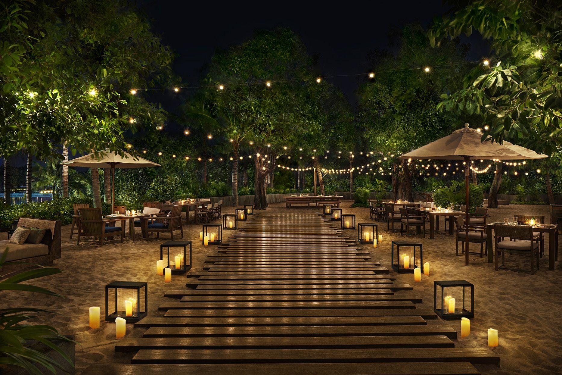 Barbacoa Restaurant Outdoor Seating Outdoor Restaurant Design Restaurants Outdoor Seating Edition Hotel