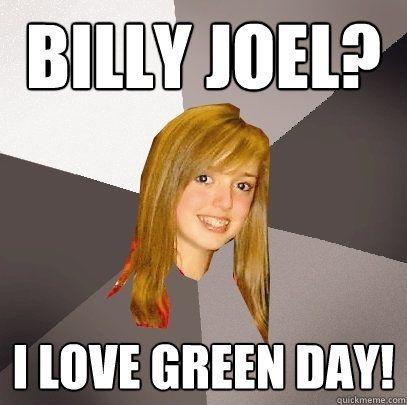Billy Joel Meme Google Search Music Memes Music Humor Oblivious