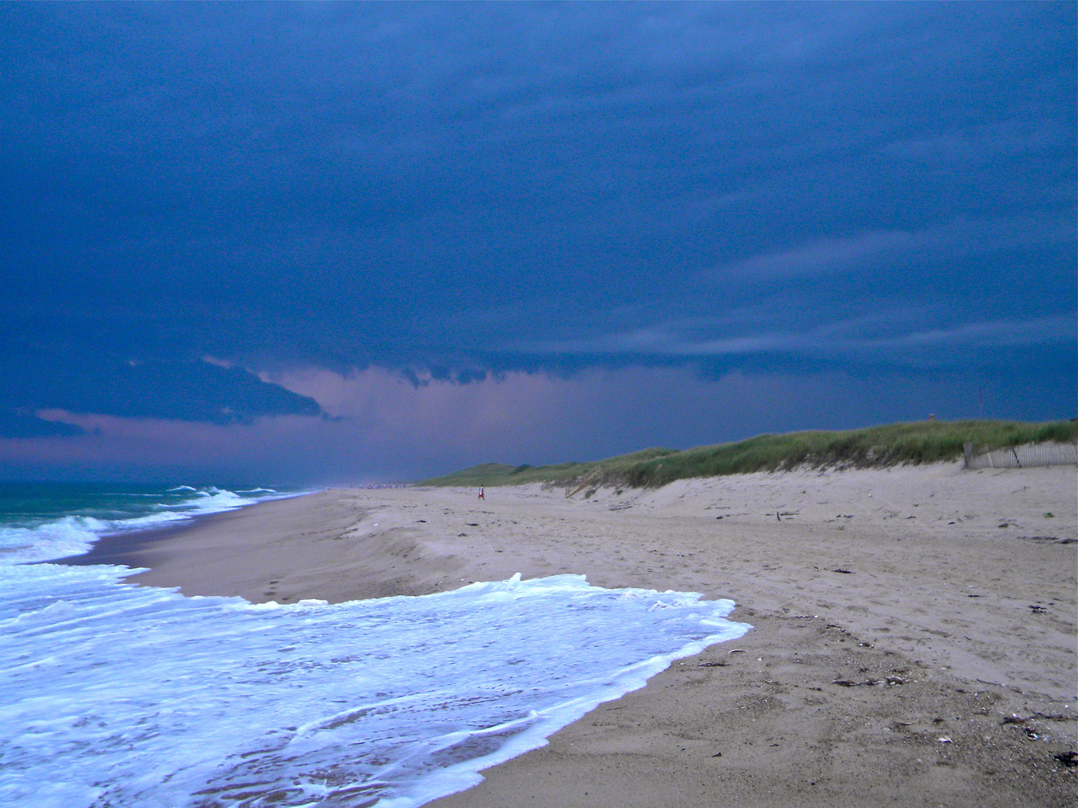 Miacomet Beach Nantucket