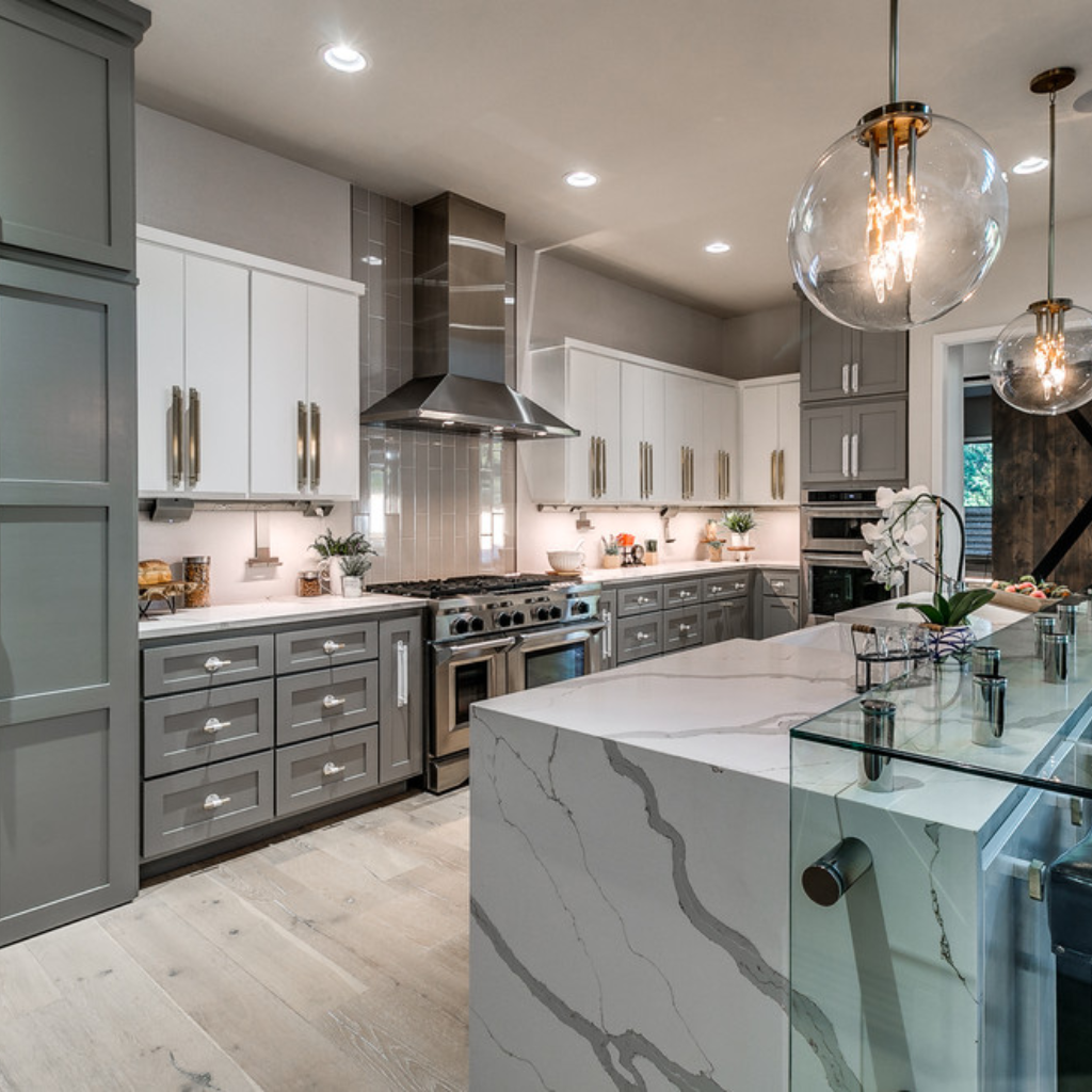 Gray Kitchen Cabinets Selection You Will Love [2020