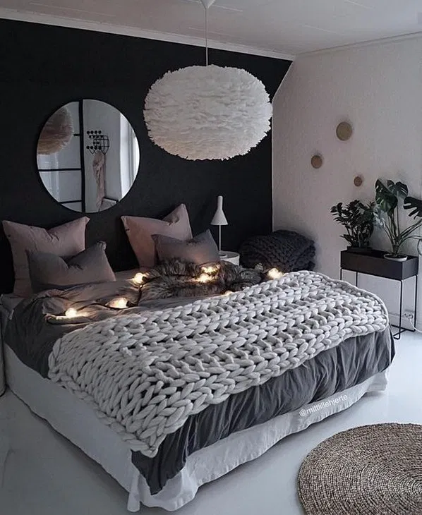 #bedroom 72 Romantic Bedroom Ideas for Couples for More Comfy #bedroom #bedroomdesign #be