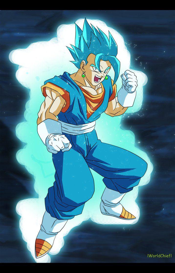 Dragon Ball Super - Vegetto by lWorldChiefl | Dragon Ball Z ...