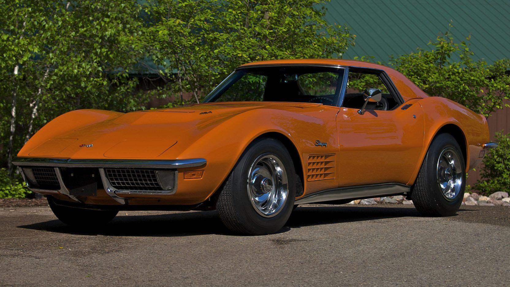 1971 Chevrolet Corvette ZR2 Convertible | GM - Chevrolet Corvette ...