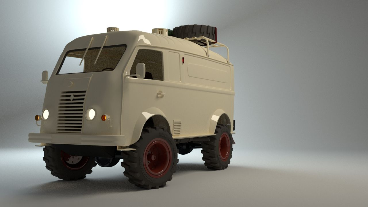 renault goelette r 2087 3 ou 4 roues voiture pinterest. Black Bedroom Furniture Sets. Home Design Ideas