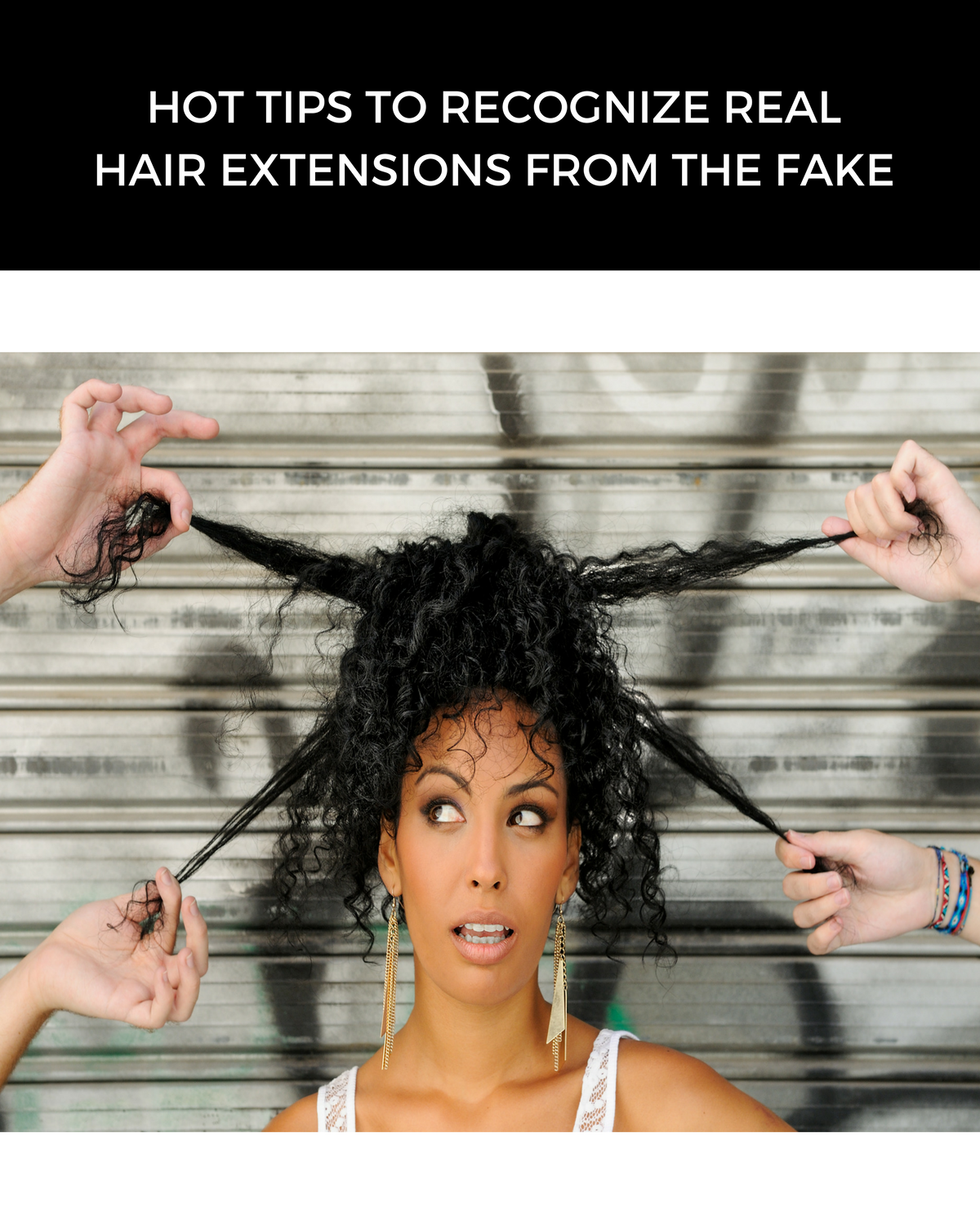 Hot Tips To Recognize Real Hair Extensions From The Fake Salon