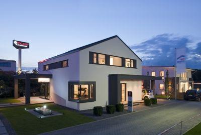 Das Musterhaus Concept-m Von Bien-zenker In Der Fertighauswelt ... Bien Zenker Haus