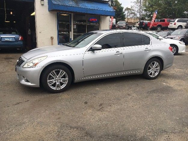 Check Out This 2010 Infiniti G37 X Only 64k Miles Guaranteed