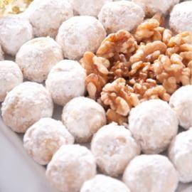 Low-Calorie Desserts: Bourbon Balls - Dessert Recipes: Mouthwatering Low-Calorie Desserts - Shape Magazine