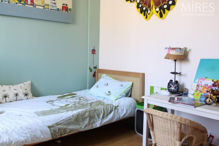Stunning Chambre Vert D Eau Ideas - ansomone.us - ansomone.us