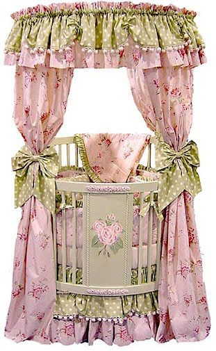 Cuna para dormitorio de princesas dormitorios para ni os - Letto baldacchino bambina ...
