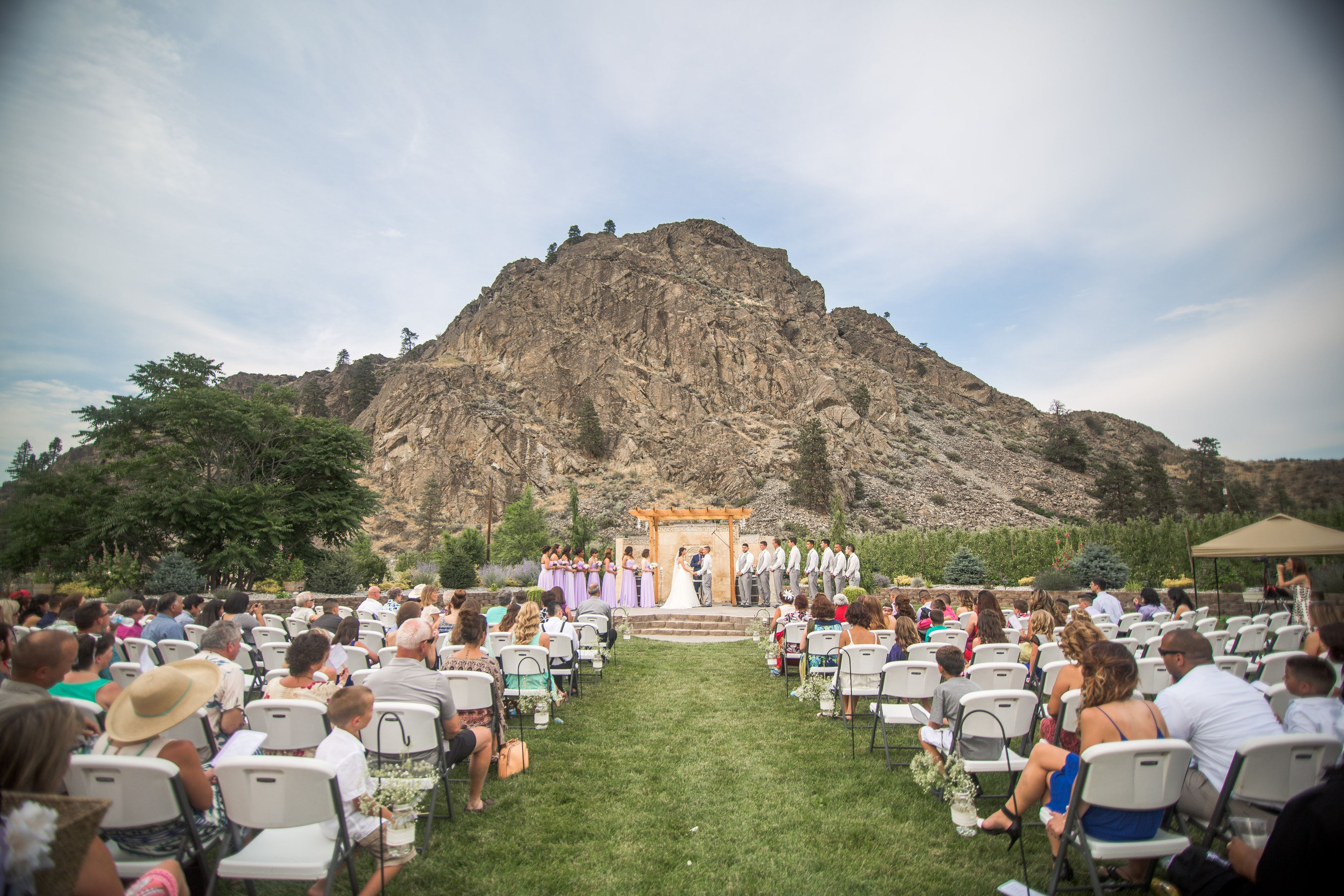 Lake Chelan Event Location Weddings Venue Shadow Mountain Events