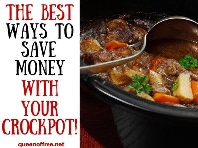 Crockpot savings Featured