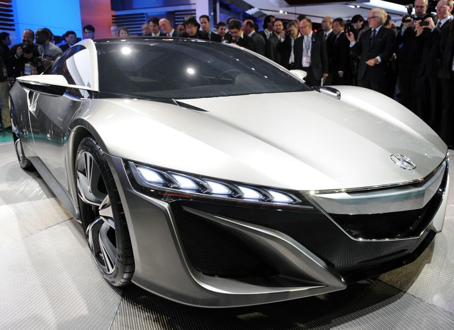 Will this be the next NSX? (49 Photos) Nsx, Acura nsx