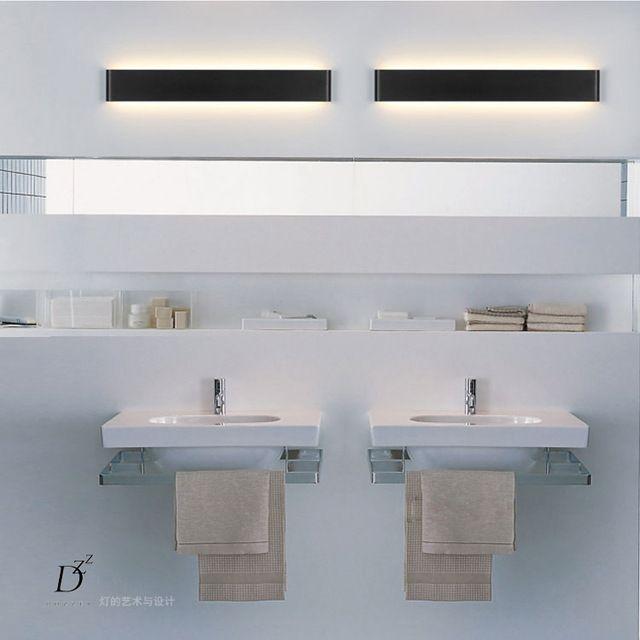 2016 led badezimmerspiegel lichter vorderwand Wasserdichte FÜHRTE - badezimmer spiegel beleuchtung