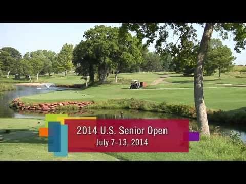 2014 US Senior Open in Edmond July 7-13. www.2014USSeniorOpen.com