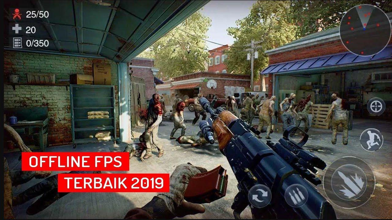 6 OFFLINE GAME FPS TERBAIK RILIS TAHUN 2019! Offline