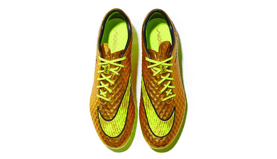 nouvelle collection 0aa60 6b1aa Nike Launch Gold Neymar HyperVenom | Football | Neymar, Nike ...