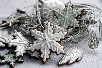 christmas decoration, christmas cookies