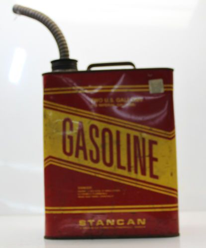 Vintage 2 Gallon Gasoline Can with Spout | eBay | Disney Cars Room ...