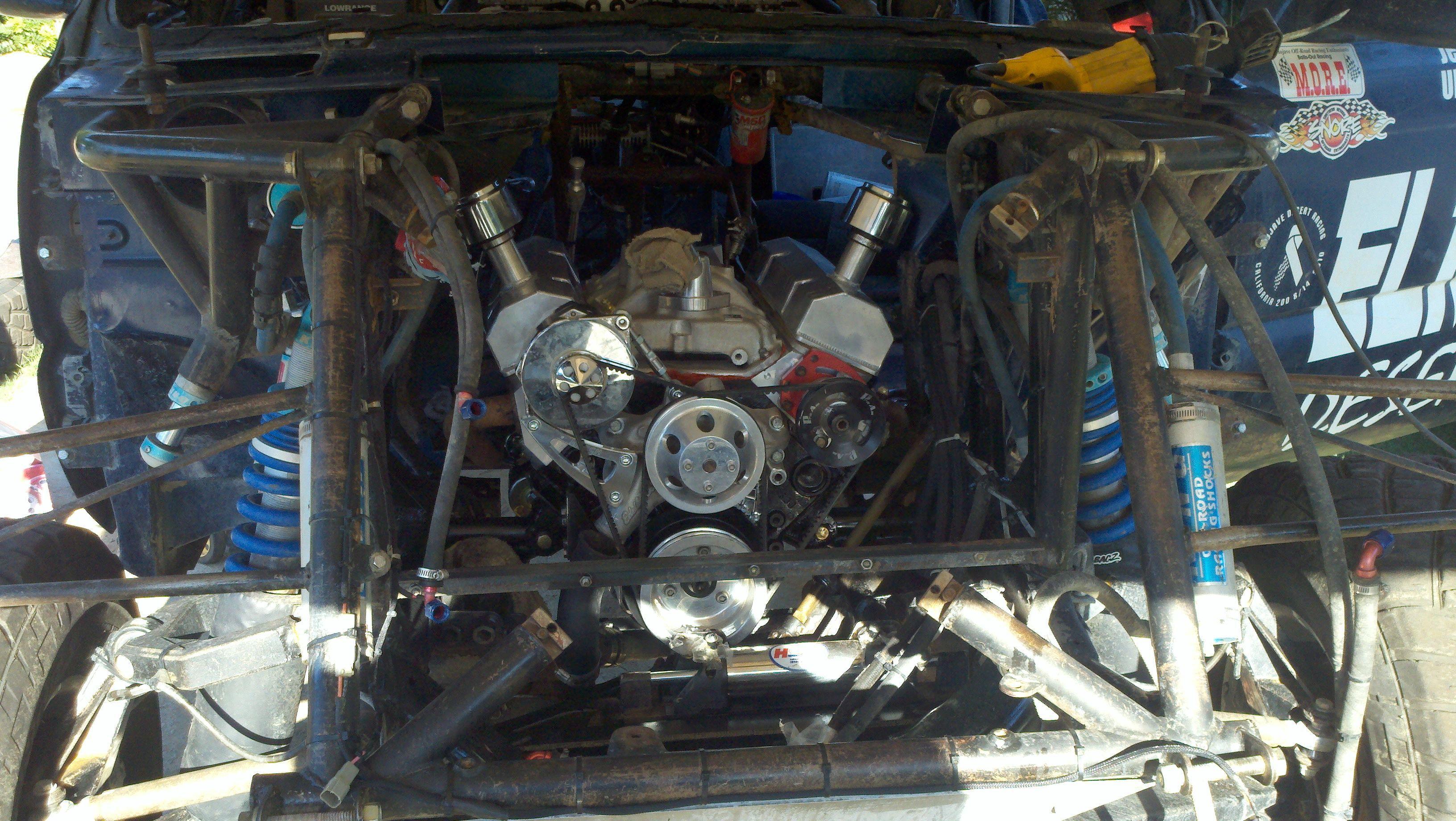 Blueprint engines customer jesus galvin has installed our bp3834ct1 blueprint engines customer jesus galvin has installed our bp3834ct1 into his chevy off road racer malvernweather Choice Image