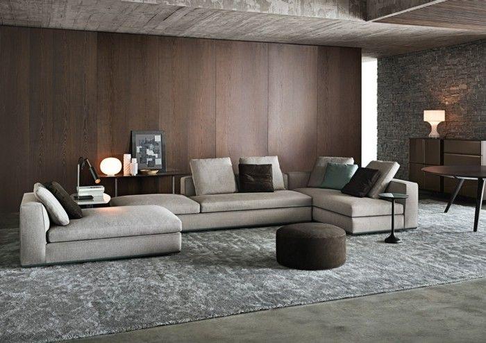 Minotti HAMILTON ISLANDS SOFA designed by Rodolfo Dordoni Available