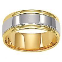 Brilliant Value Mens Wedding Bands White Gold White Gold Wedding Bands Comfort Fit Wedding Band
