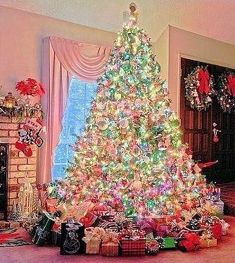 50 Impressive Festive Christmas Tree Decor Ideas Holiday Trees