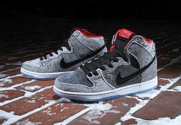 huge discount b77fe efa97 ... Nike SB Dunk High Salt Stain Slayer Vision Pinterest Nike ...