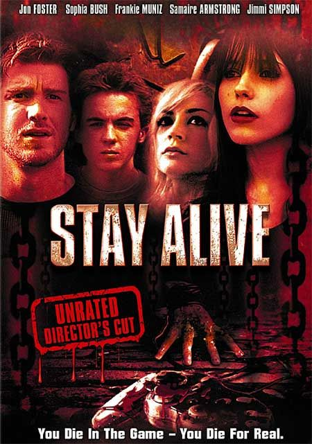 Stay Alive Staying Alive Frankie Muniz Movies