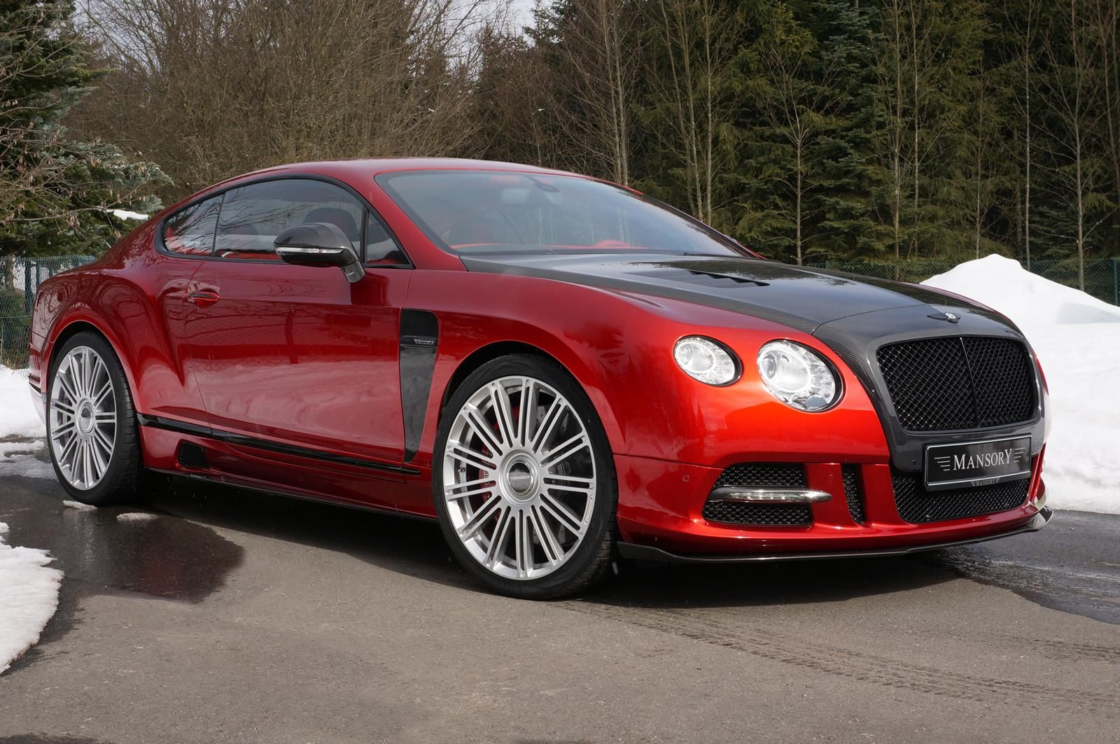 Mansory bentley continental gt price