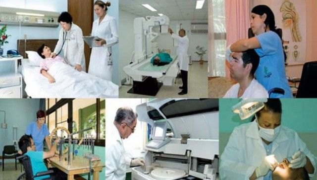 #Proyecto norteamericano visita instituciones de salud en Camagüey - Radio Reloj: Radio Reloj Proyecto norteamericano visita instituciones…