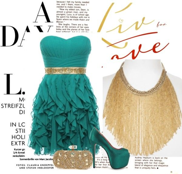 """""""night out"""" by achahede on Polyvore"""