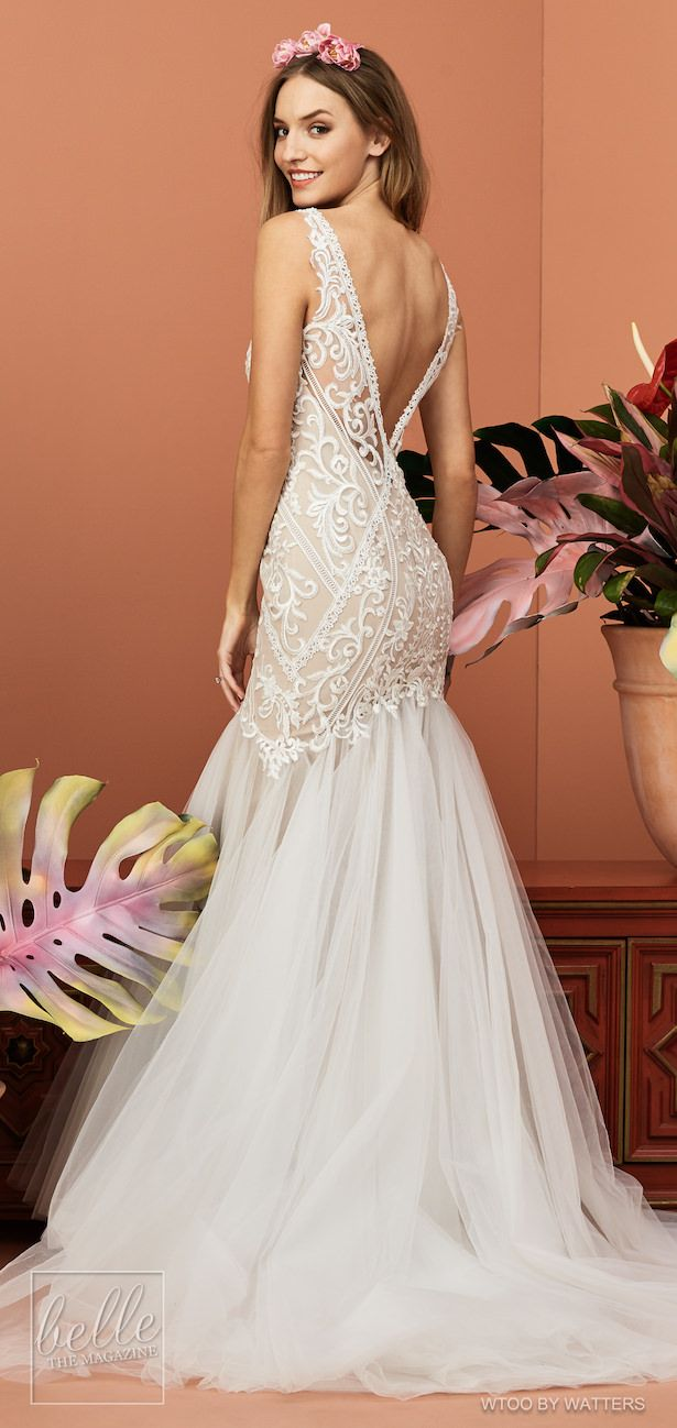 Wtoo by watters wedding dresses fall