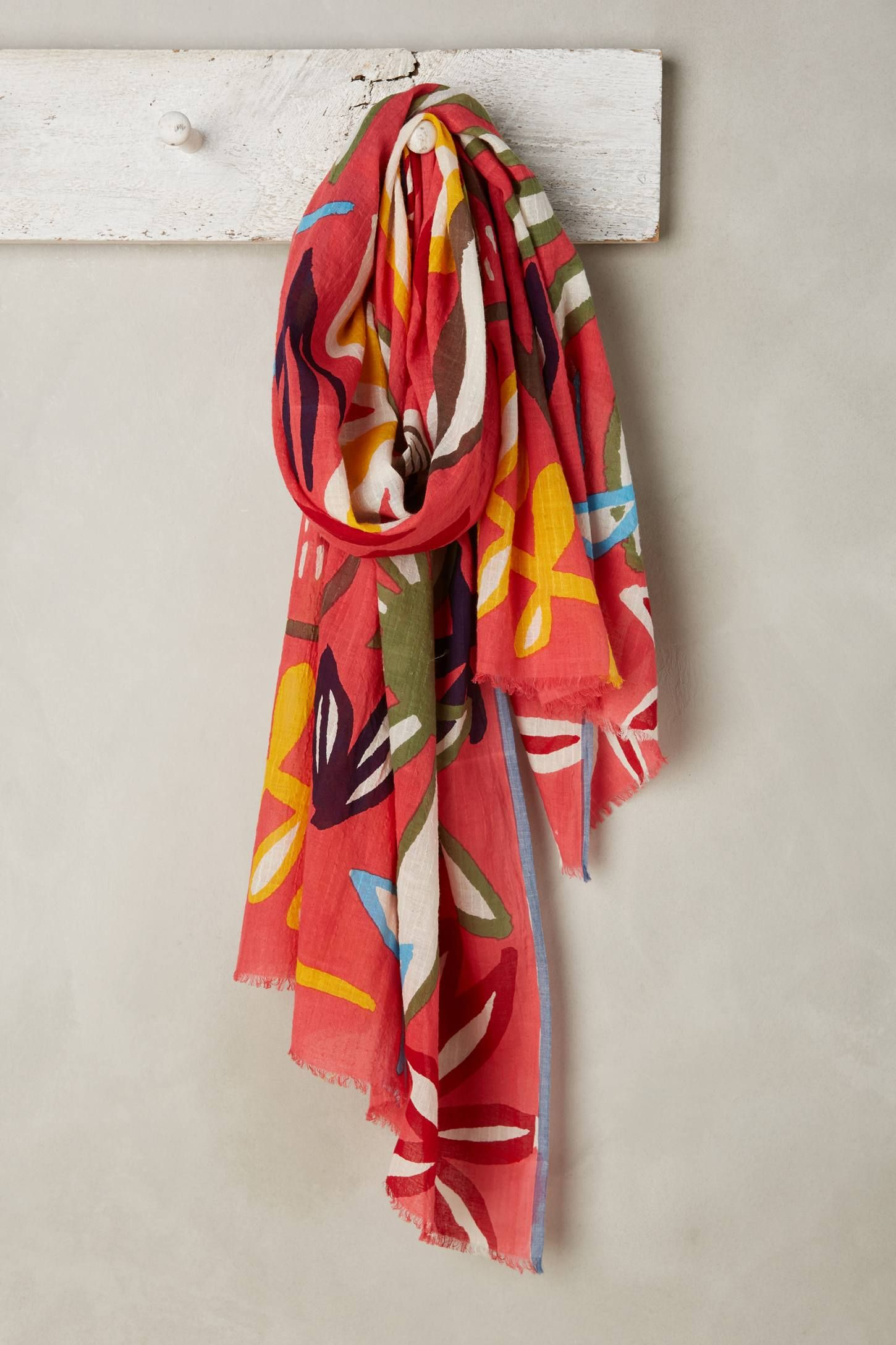 Modal Scarf - Tetris scarf by VIDA VIDA LJQwhA