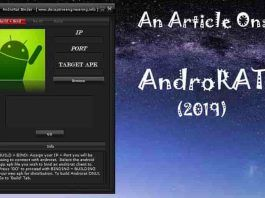 AndroRAT APK Free Download 2019/2020 – Android Hacking App