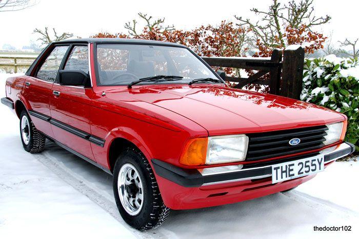 Ford Taunus Cortina Mk5 Tc3 3 0l Bakkie