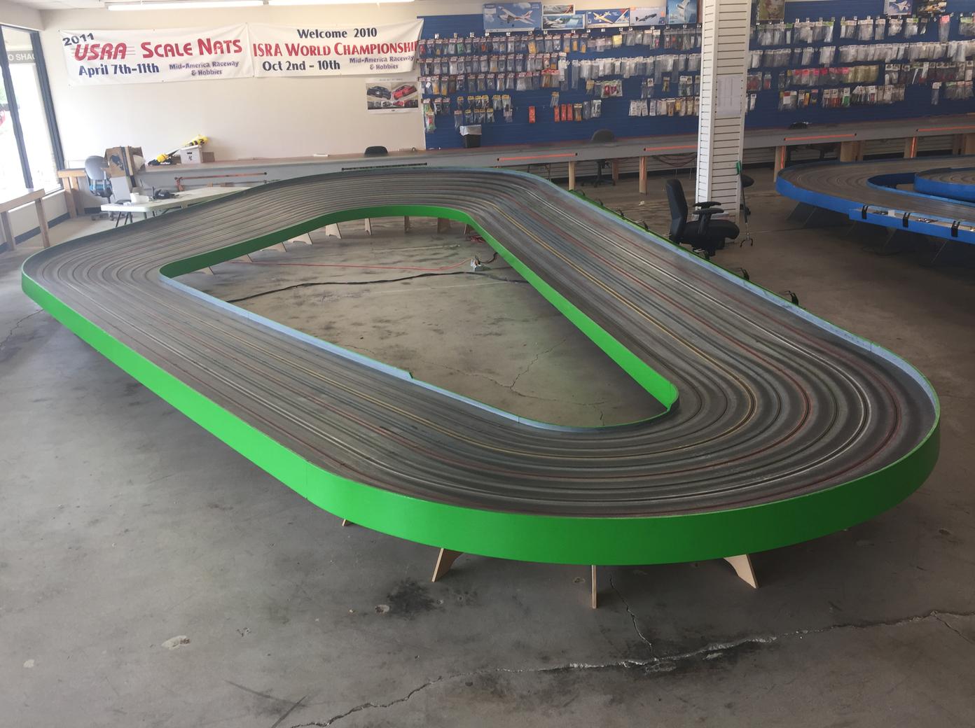 Gary Gerding Trioval Slot Car Racing Slot Car Tracks Slot Cars