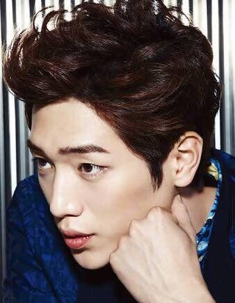 Immagine Incorporata Koreanische Manner Frisur Seo Kang Joon Koreanische Frisur