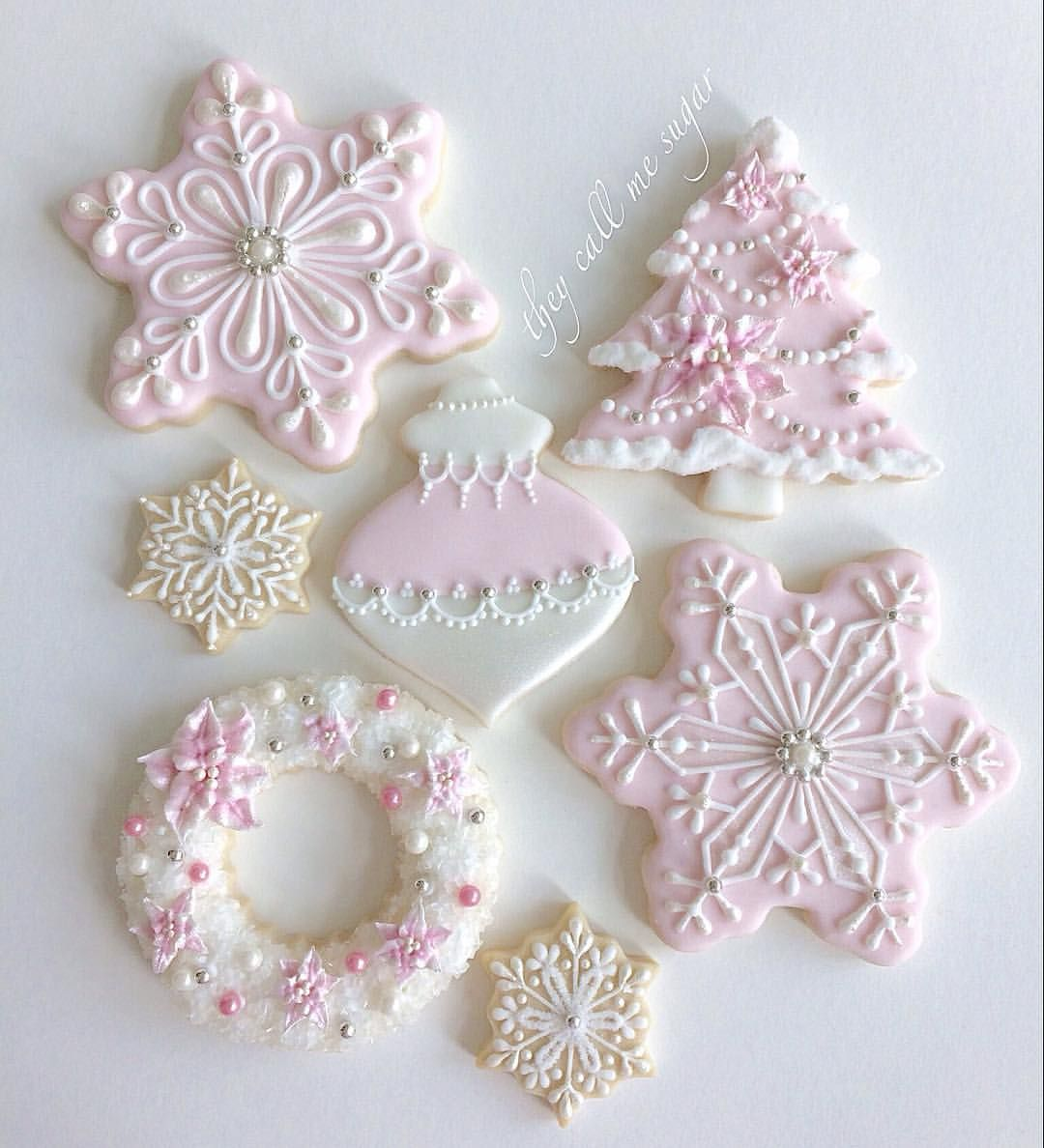The Whole Set Christmas Cookies Make The Best Gifts