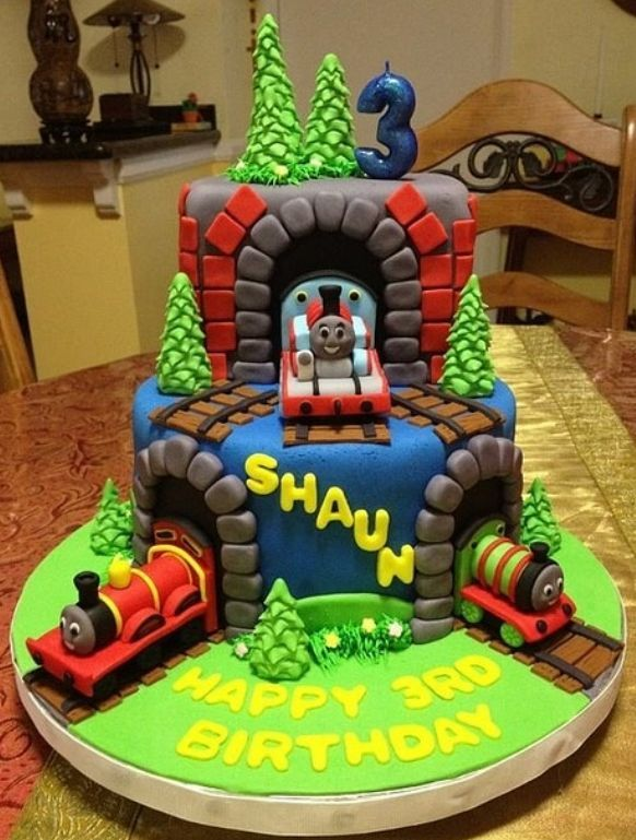 Image result for cake ideas for 5 year old boy birthday