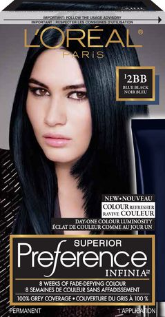 L Oreal Paris Superior Preference Infinia Permanent Hair Colour