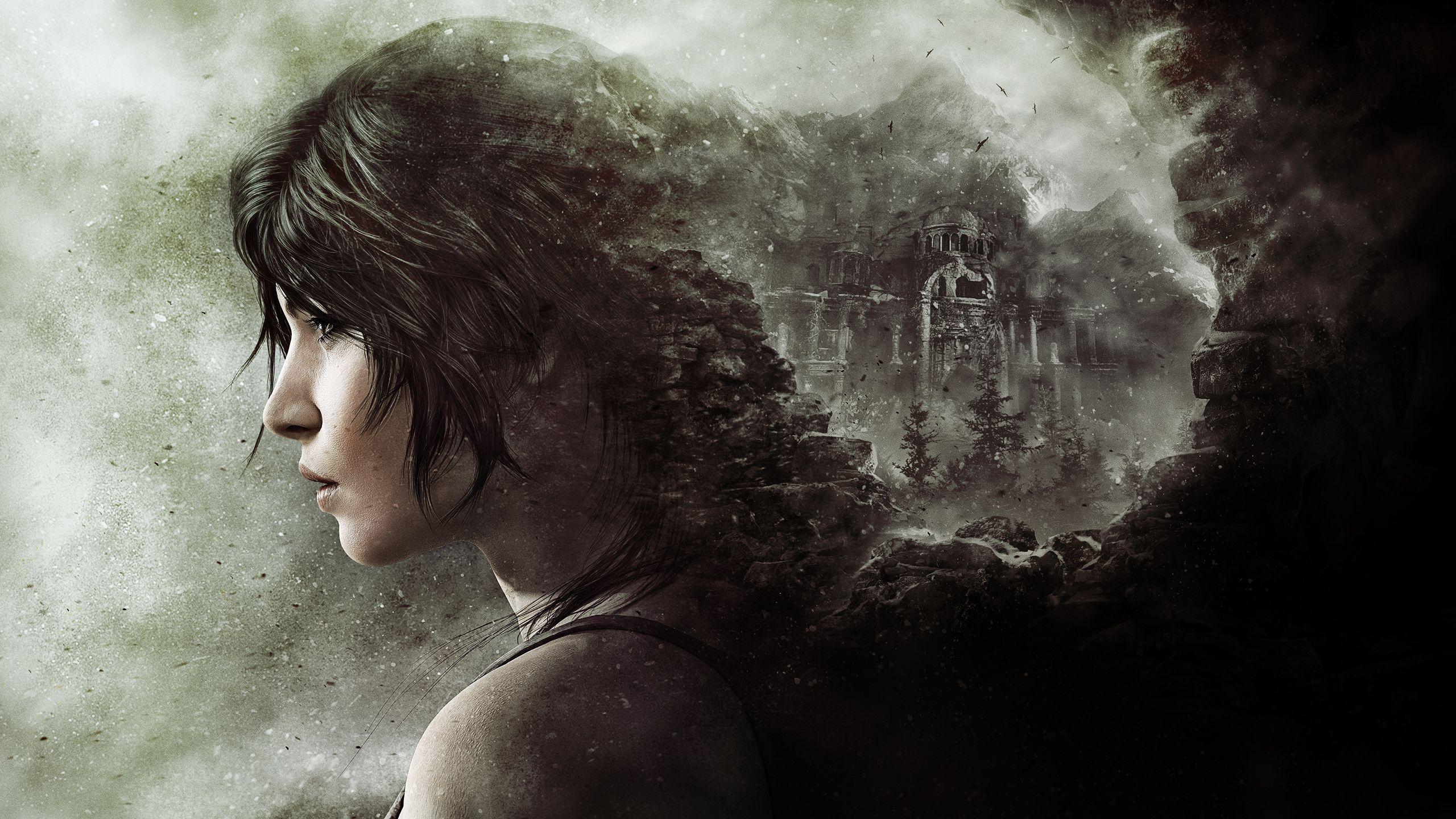 Croft Lara Raider Risetomb Tomb Raider Wallpaper Rise Of The Tomb Tomb Raider