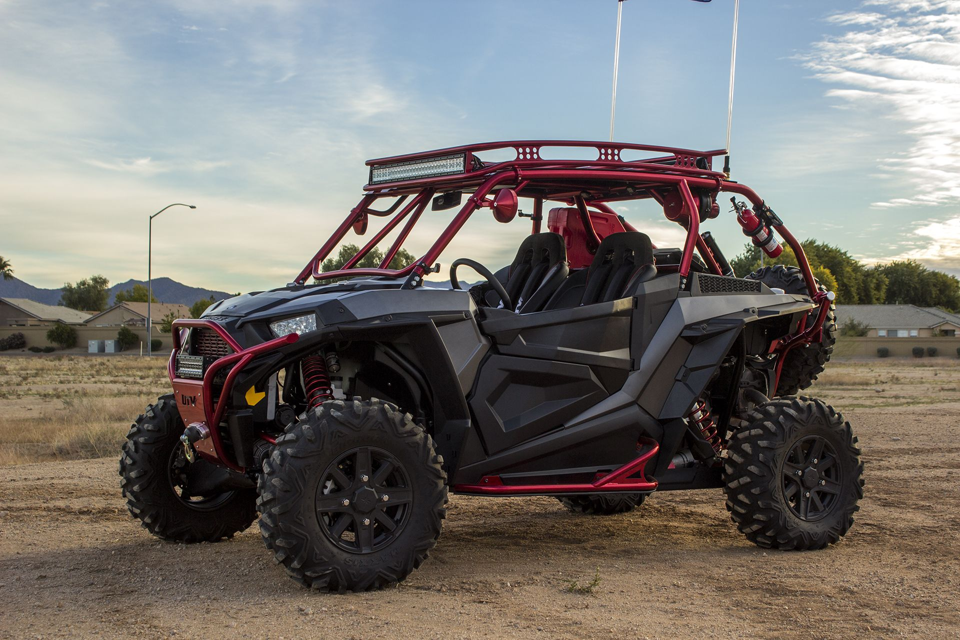 Steve S Expedition Rzr Xp 1000 By Utv Inc Polaris Rzr