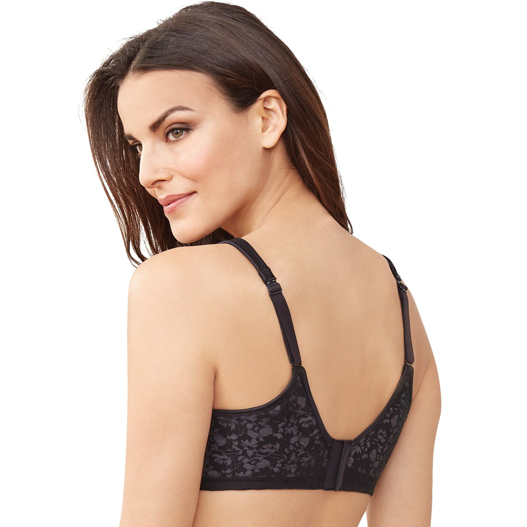 b778fc5e11a33 Bali Passion for Comfort Back Smoothing Underwire Bra DF3382  Comfort