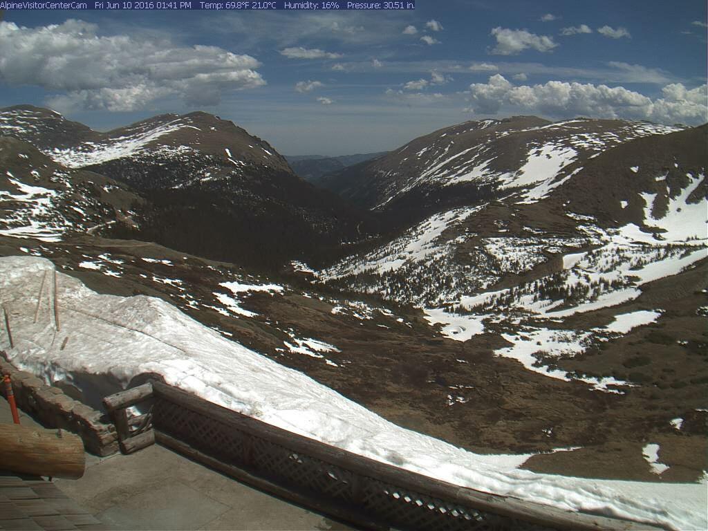 Alpine Visitor Center Visitor center, Natural landmarks