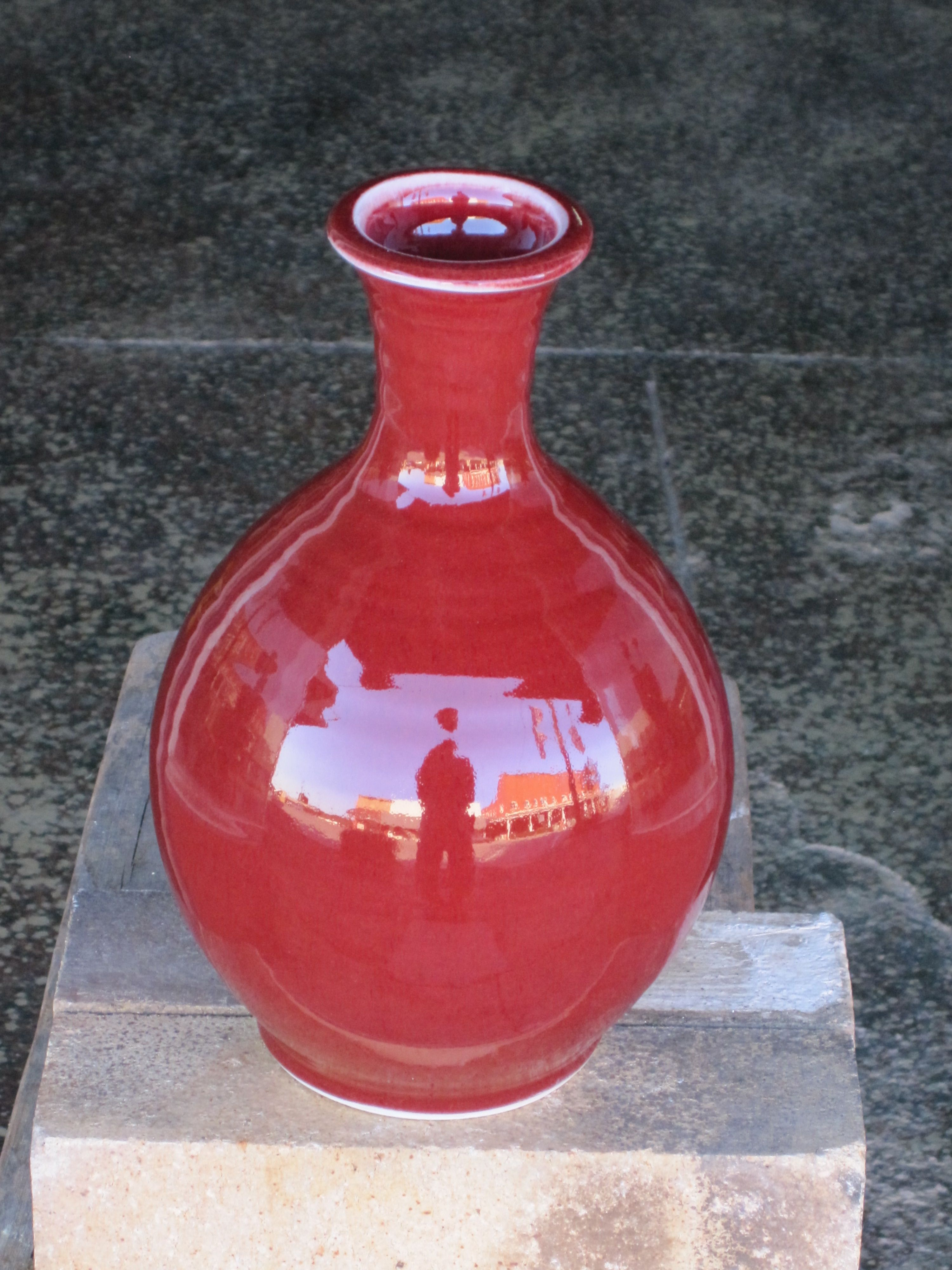 Copper Red With Images Copper Red Pottery Wine