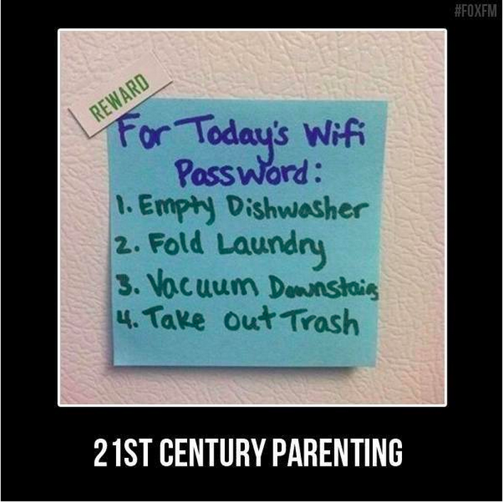 Saw This On Facebook Not A Bad Tip For Getting Kids To Do Chores Parenting Parenting Hacks Mom Memes